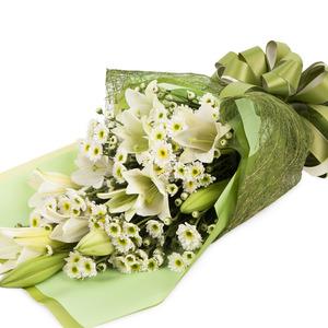 백합소국꽃다발 24C